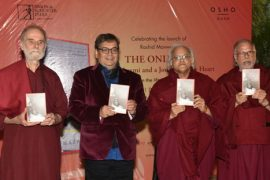 Book launch The Only Life Feat