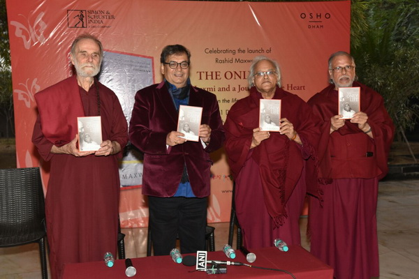 Book launch The Only Life