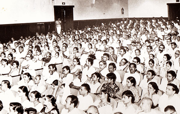 Lecture on Lao Tzu (Tao Upnishad). Patkar Hall Bombay. November 1971 2