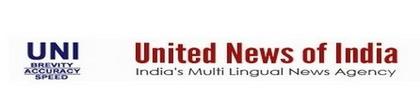 United News of India logo