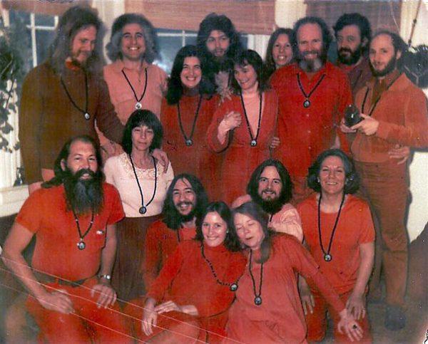 1981 Chidvilas RMC crew, Shakyamuni third from right standing