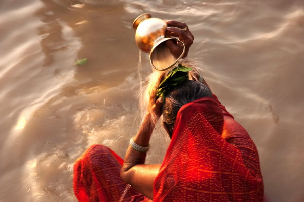 Ganges purification