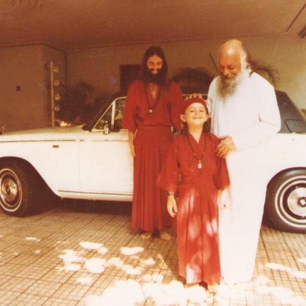 Osho with Siddhartha