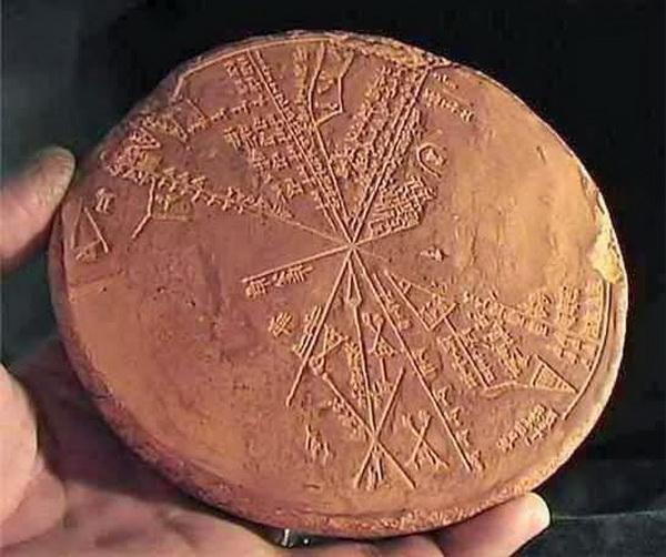 Sumerian Astrolabe