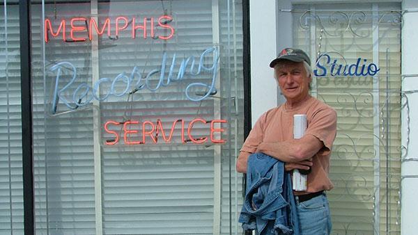 Chintan at Memphis Recording Service