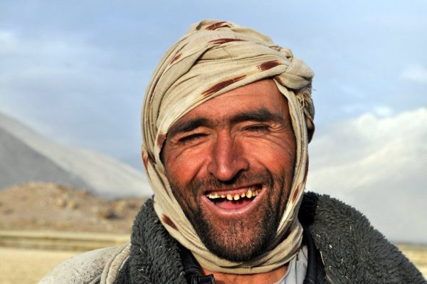 I met this man working on the farm of a landowner in Kala Panja village. For his work, he is paid a monthly salary of 5,000 afghanis. Wheat is the main product here, but because of the extreme weather the quality of the grain harvest is often poor.