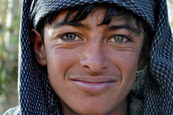This 16-year-old was on his way to school when I stopped him. He told me it was the first time anyone had taken his photo. There are only 16 schools in Wakhan district, where 13,000 people live spread out across 11,000 sq km (11,000 sq miles). Students sometimes walk for hours to get their education.