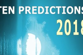 Ten Predictions 2018 Feat