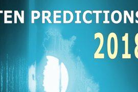 Ten Predictions 2018 Feat