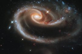 Hubble image Feat