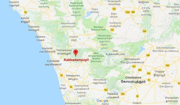 Map Sattva Resort