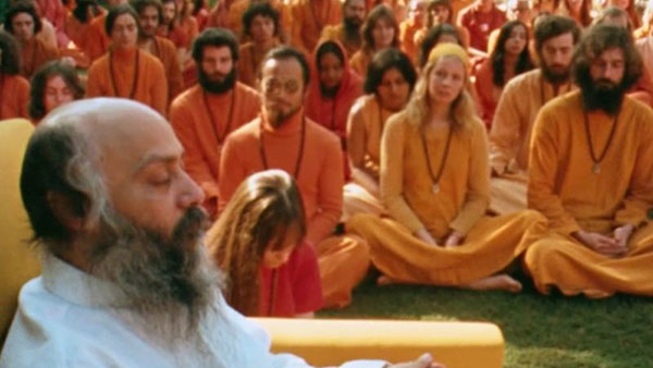 satsang on the lawn