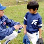 Coach little league