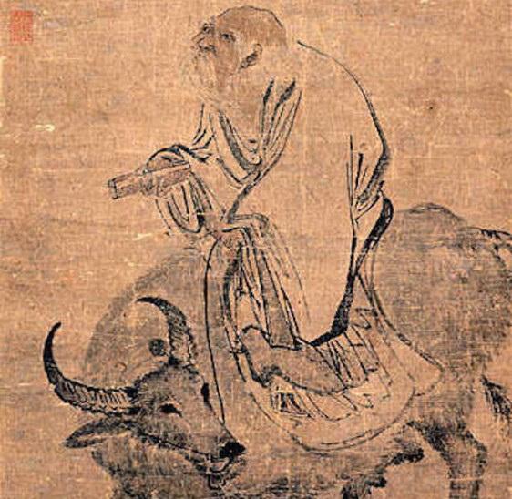 Lao Tzu on Oxen
