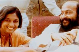 Netflix [Sheela with Osho, ca 1973, ed.]