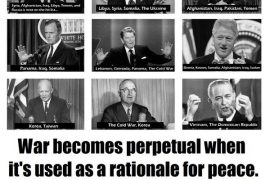Presidential responsibilities