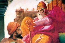 Sanjay and Dhritarashtra Feat