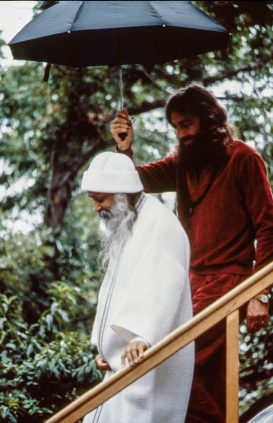 Devaraj and Osho