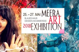 Meera Art Exhibition 2018 Ammersee