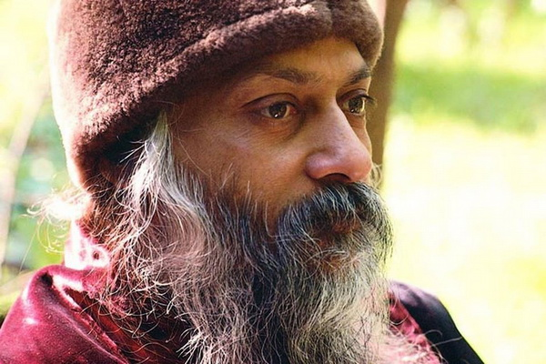 Osho brown hat