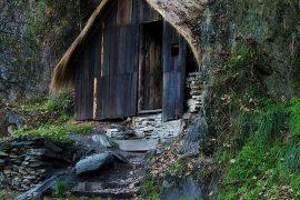 Ryokan mountain hut