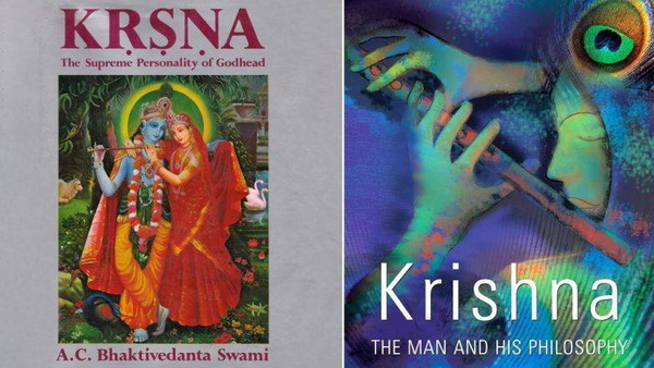 Two Krishna books