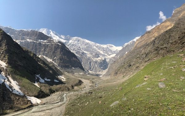 Emptiness of Lahaul