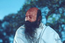Osho sitting Feat