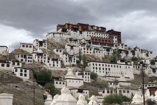 Ticksay Monastery