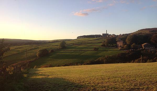 autumn in Yorkshire