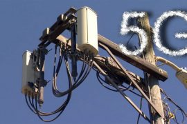 5G cellphone tower