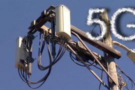 5G cellphone tower