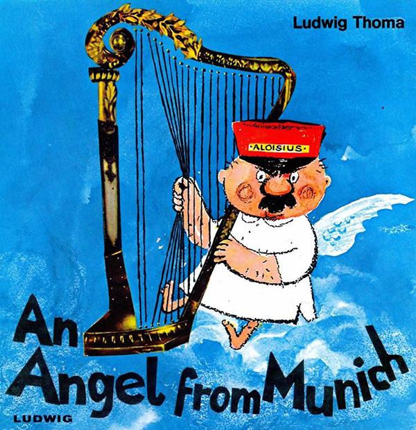 Angel from Munich