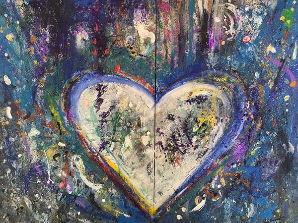 Heart by Kumari