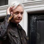 Julian Assange 2018
