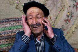 Kurdish storyteller