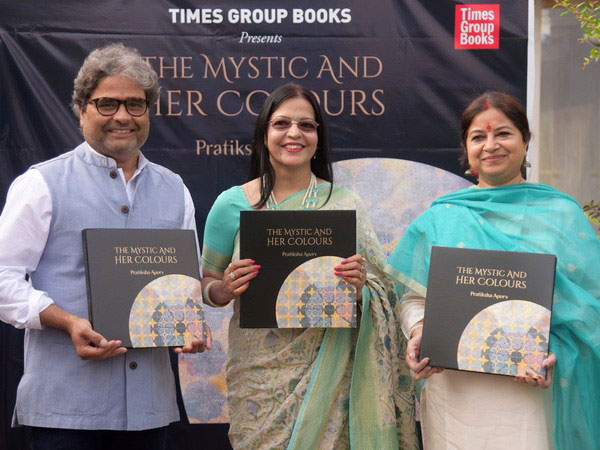 Launch Pratiksha's book