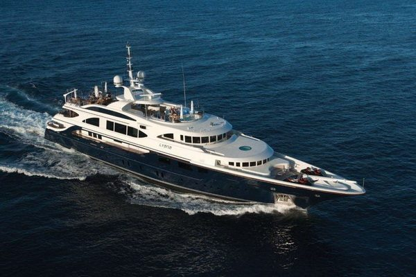 Osho Super Yacht