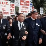 Protest March Martin Luther King