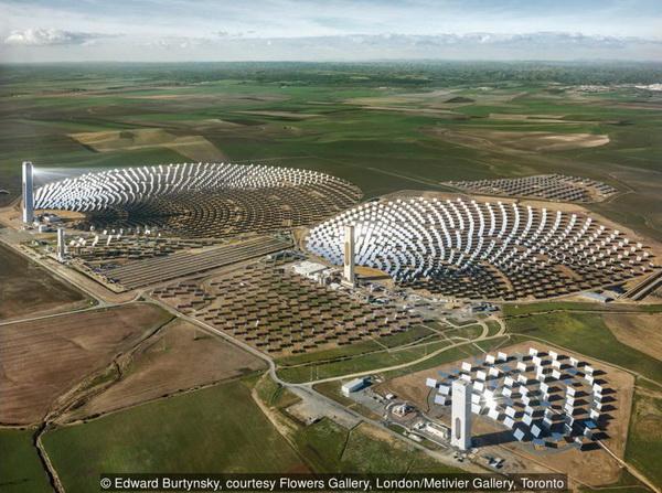 Solar Power Plant 600