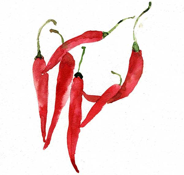 chilies dancing