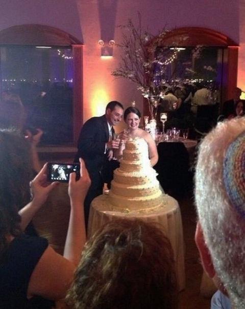 wedding cake-dress