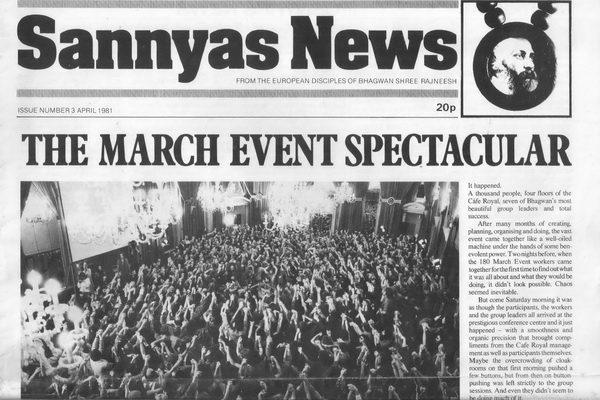 Sannyas News 1