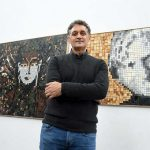 Sureel Kumar and his artwork