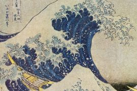 The Wave Hokusai Feat