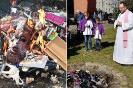 Book burning Feat
