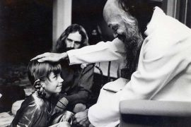 Disha with Osho