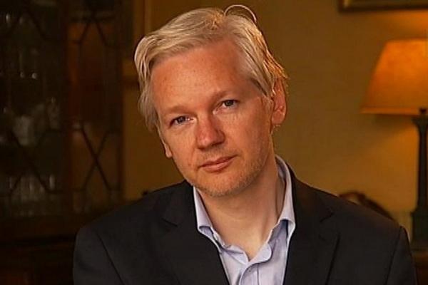 Julian Assange 2011