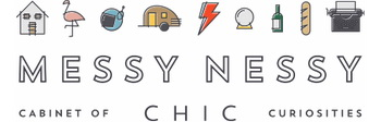 MessyNessy logo