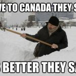 Move to Canada Feat